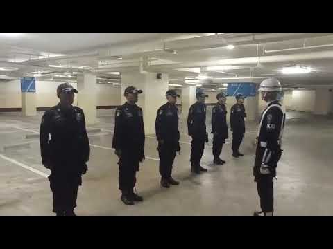 Security private guard