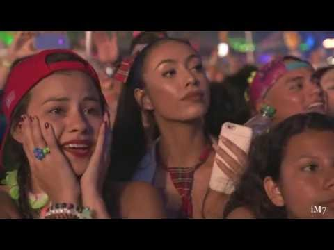 "Tiësto @ EDC LV 2016 - Silence, Yellow (Coldplay), Adagio For Strings ""Mix"" (Las Vegas)"