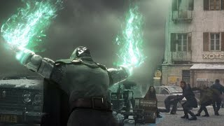 NEW DR. DOOM EASTER EGGS in AVENGERS AGE OF ULTRON How Sokovia became Latveria