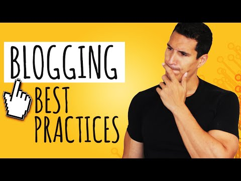 Blogging: Affiliate Marketing, Passive Income & Best Practices
