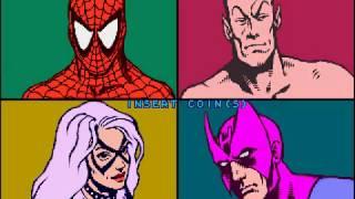 Arcade Longplay [840] Spider Man the Videogame