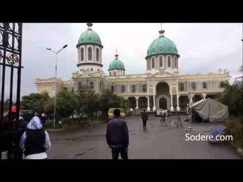 Ethiopia   Bole MedhaneAlem to Edna Mall Addis Ababa 360 Street View SD