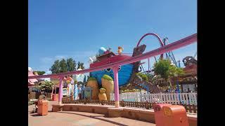 Влог Порт Авентура Испания 2019