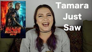 Blade Runner 2049 - Tamara Just Saw