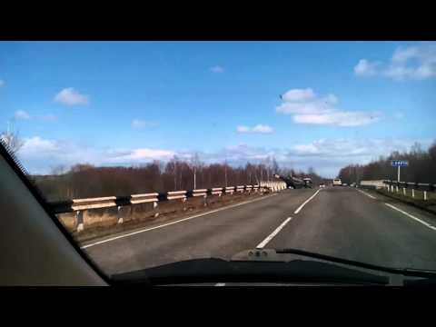 Дорога Эльбан-Комсомольск, мост на реке Хийтя.