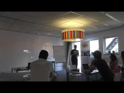 Adrian's Training | IDEA Debate Exchange