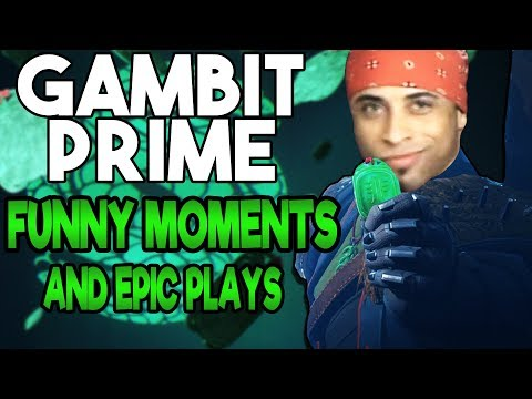 Gambit Prime Funny and Epic Play Moments! | Destiny 2 Gambit Prime Gameplay thumbnail