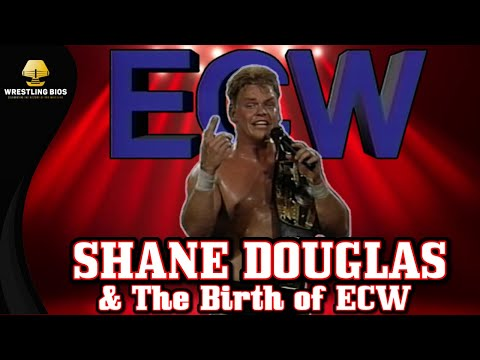 Shane Douglas And The Birth Of ECW