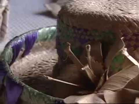 Tours-TV.com: Cook Islands Handicrafts