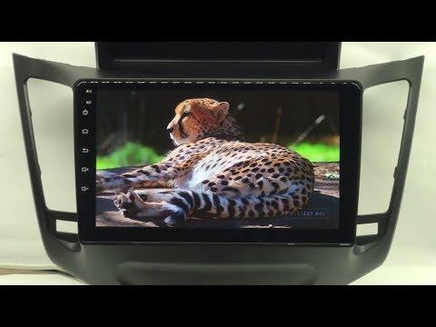 Штатная магнитола для Chevrolet Cruze (08-12) 2/32Гб, 4G Android