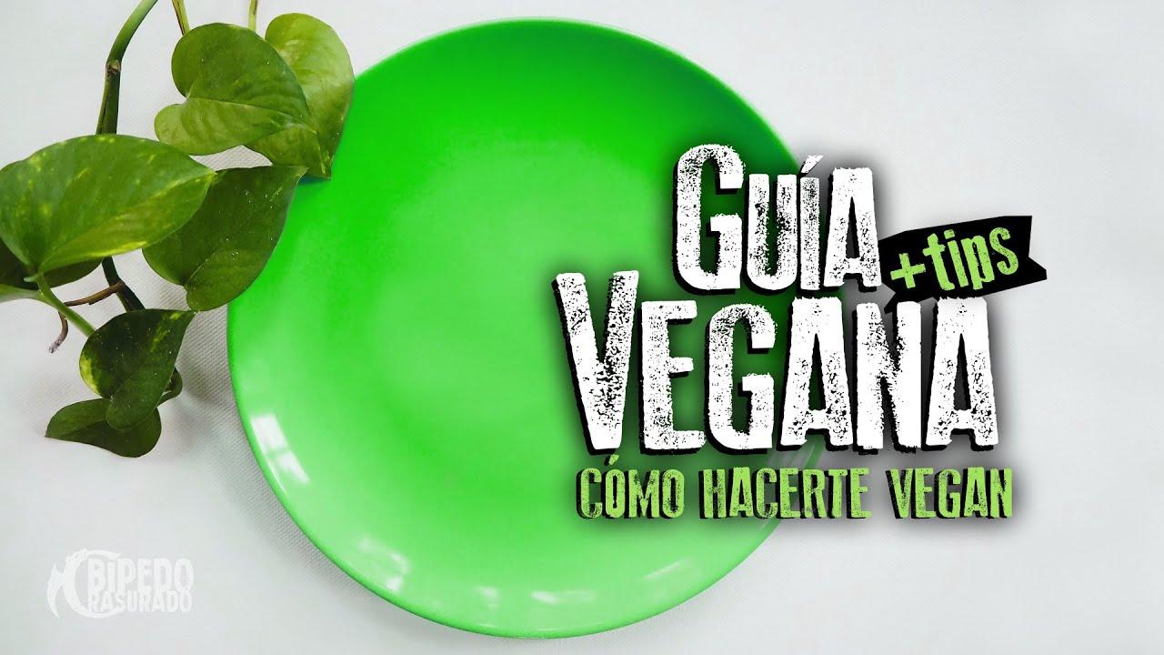 Guía Vegana - Cómo hacerte vegan
