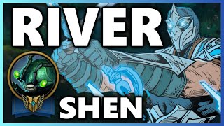 RIVER SHEN UNLEASHED