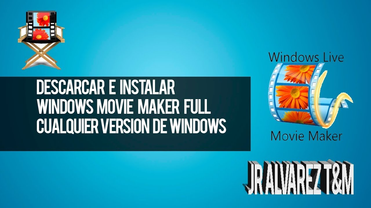 movie maker windows 8 gratis en español