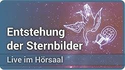 Sternbilder der alten Griechen • Live im Hörsaal   Susanne Hoffmann