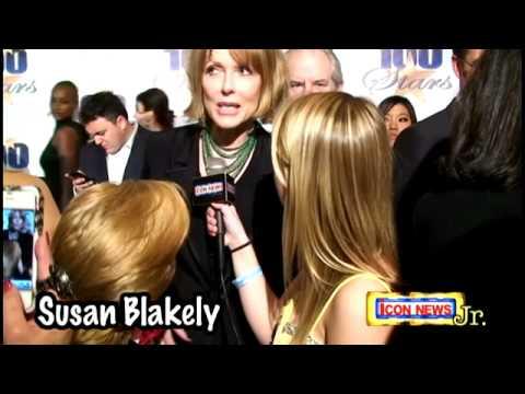 ICONIC ACTRESS: Susan Blakely