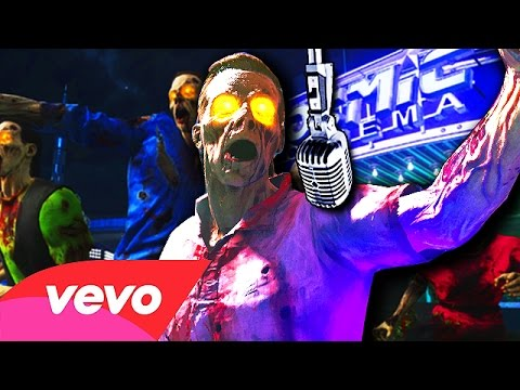 Infinite Warfare Spaceland Zombies Rap Song! - ���Fast and Fortune� (Call of Duty Zombies)