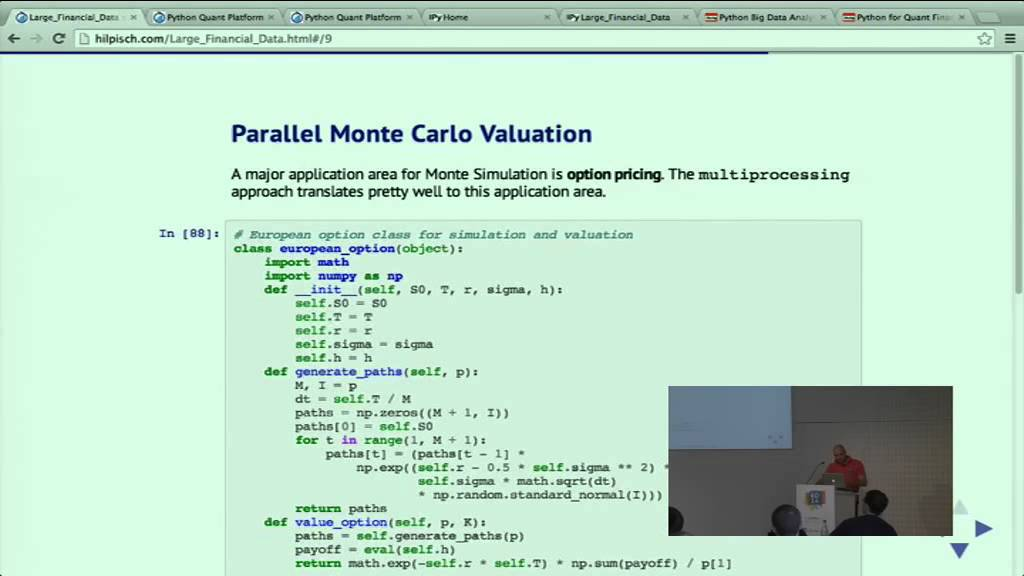 Python_Big_Data_Platform slides