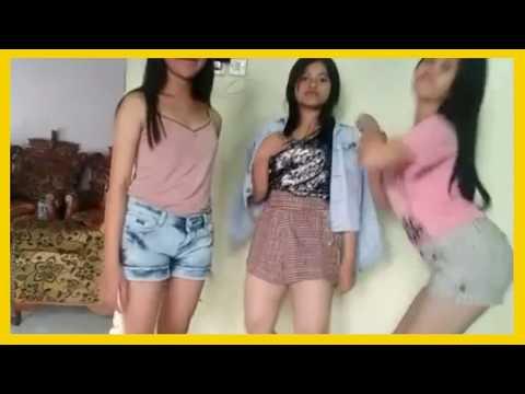 Viral!! Goyang Sexy anak SMA - Hot Dance