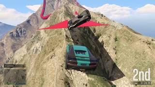 GTA 5 Racing - Nero Custom vs Deveste Eight