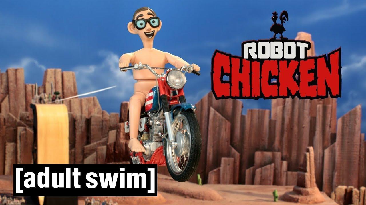 Download Robot Chicken   Robot Chicken Cancelled?   Adult Swim UK 🇬🇧