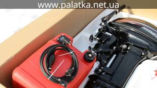 Подвесной лодочный мотор Hidea 18