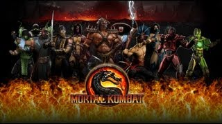 Mortal Kombat 9 Story Mode On Expert Full By Vman