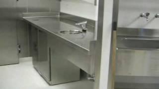 Banquet Kitchen by Rhine Kitchen Equipment LLC in a Five Star Hotel in Downtown Burj Dubai