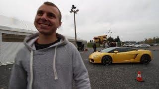Norbert dał mi najszybszy samochód