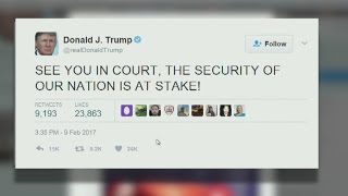 Federal Court Denies Trump's Travel Ban