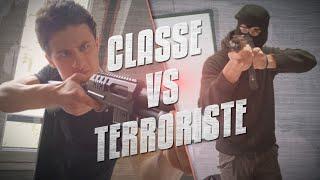 Classe vs Terroriste - Raph et Seb