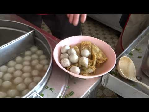 Ipoh Foods - Fish/Pork Balls, Stuffed Yong Tau Fo, Noodle Soup, Chinese Marbled Tea Egg