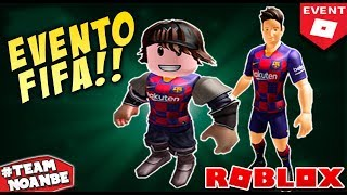 New event Roblox 2019 FC BARCELONA: RTHRO FREE!