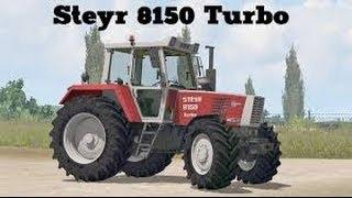#116 TEST MOD [Full HD] | Steyr 8150 Turbo !