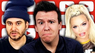 "H3H3 VS Trisha Paytas & Faux Perfection, Breaking Up Facebook, Denver Decriminalizes ""Magic"", & NK"