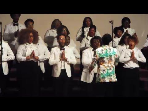*Ballclips4u Xclusive* Virginia State University Gospel Chorale Concert '17