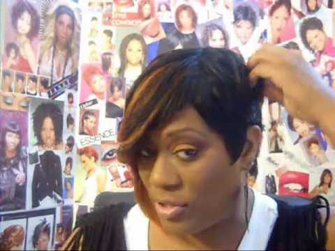 Outre` Tara 246  YouTube - 27 Piece Quick Weave Hairstyles