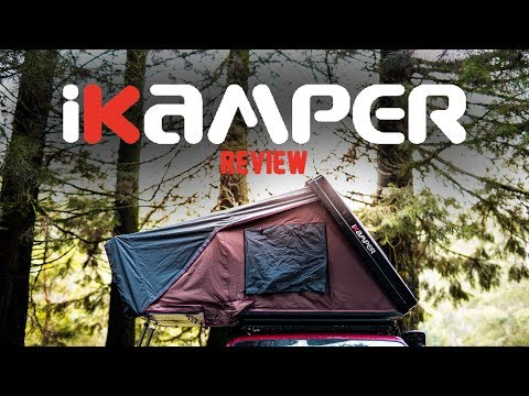 ikamper-skycamp-4x-rooftop-tent-/-review-and-setup