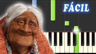 Recuerdame / Coco / FACIL / Piano Tutorial