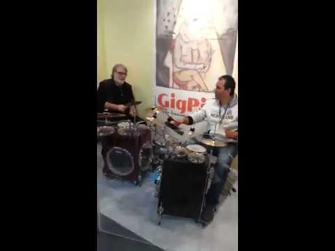 Musikmesse  gigpig drums