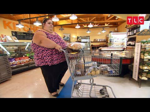 This Overweight Woman Can't Stop Herself From Going Grocery Shopping