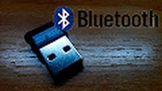 Обзор и Тестирование Bluetooth Адаптера ASUS USB-BT400 для Компьютера - [© Техника и Электроника]