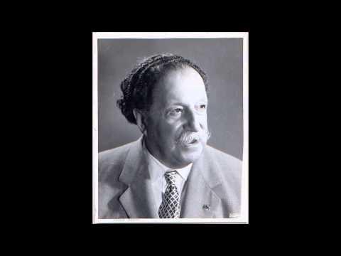 Elgar - Enigma variations - LSO / Monteux live
