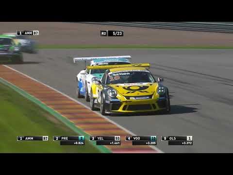 Porsche Carrera Cup Deutschland, race 12, Sachsenringen