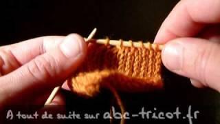 comment tricoter 6 mailles ensemble
