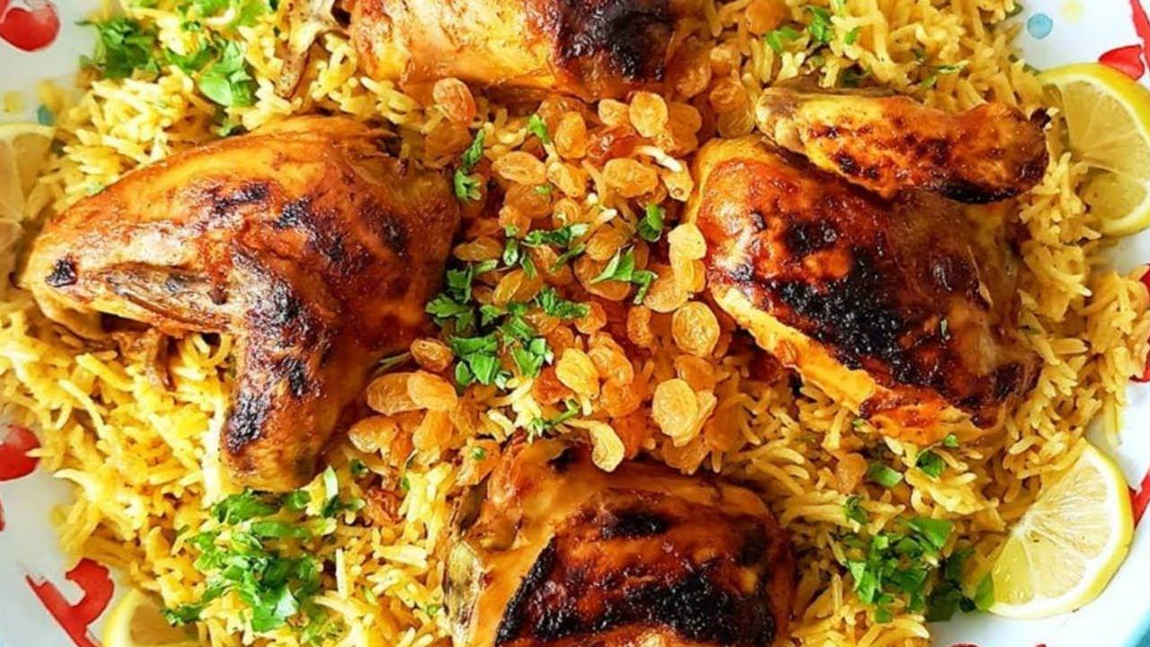 اسهل طريقة طبخ الكبسة بألذ طعمة Das beste arabische Essen