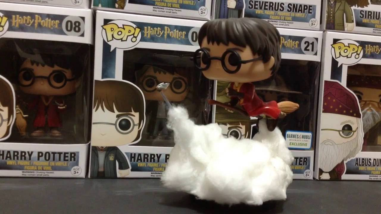 Custom Harry Potter Quidditch Funko Pop Youtube