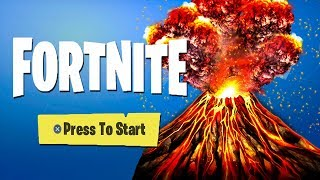 The SEASON 6 VOLCANO EVENT in Fortnite.. (THE TRUTH + FACTS)
