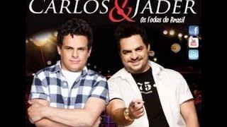 Sinto Falta Dela - Carlos e Jader [ com letra ]