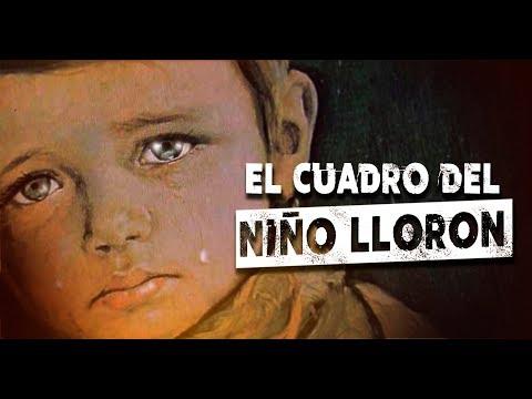 EL NIÑO LLORÓN - La leyenda del cuadro encantado más popular del planeta narrada por DROSS