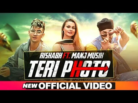 teri-photo-(official-video)-|-rishabh-feat-manj-musik-|-latest-punjabi-teasers-2020